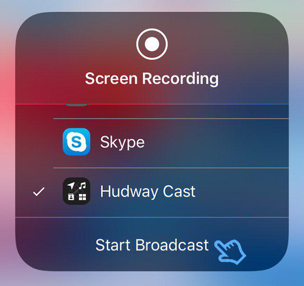 Connecting HUDWAY Cast with your iPhone – HUDWAY Help Center